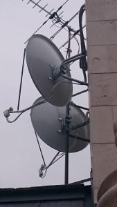 Спутниковые антенны НТВ+