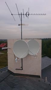 Спутниковые антенны НТВ+, Hotbirg