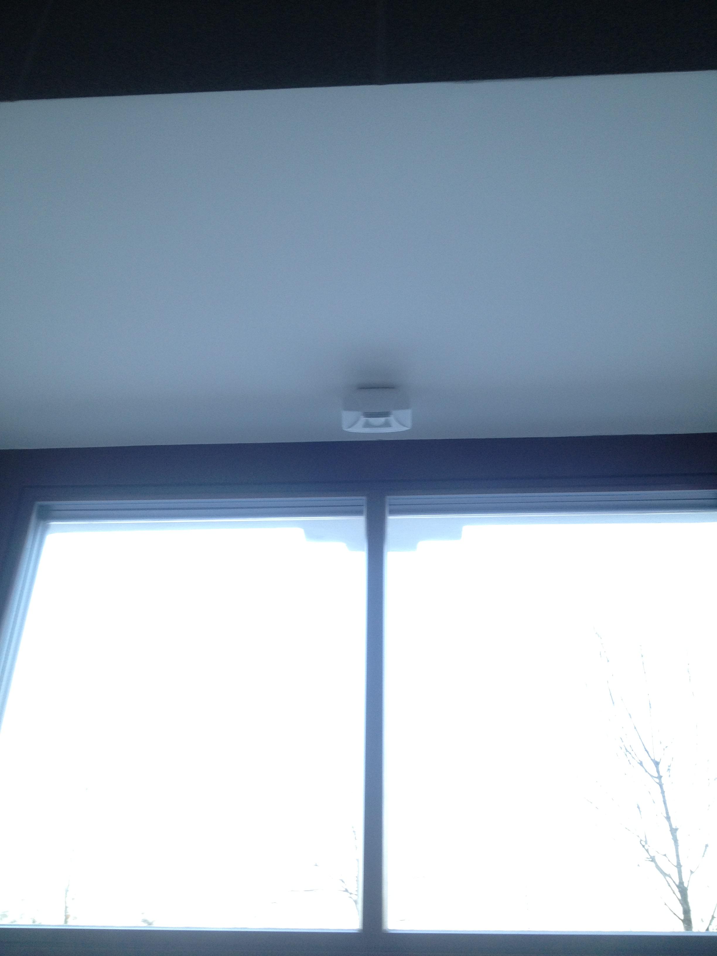 Датчик штора